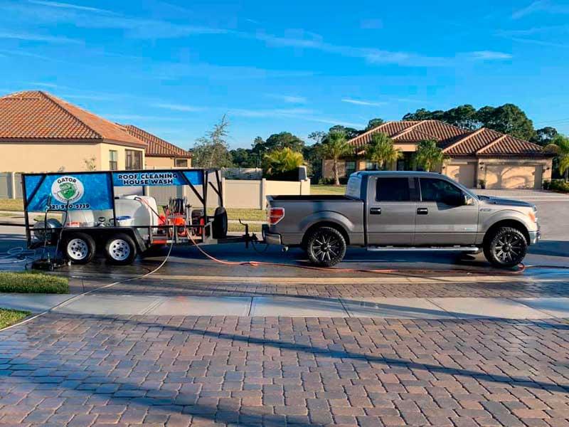 Gator Pools & Power Washing Gallery