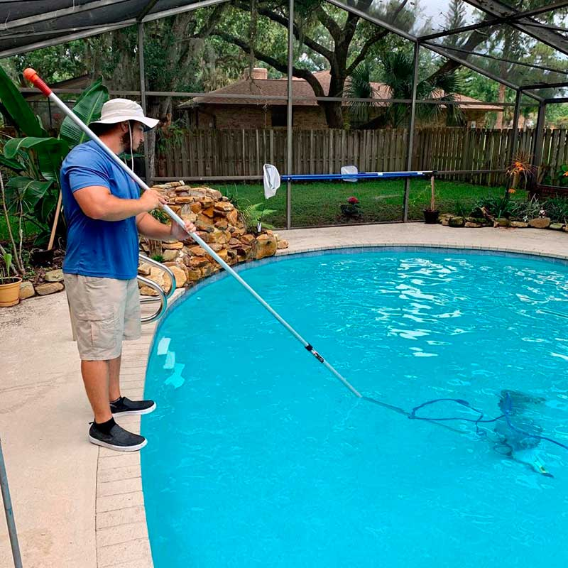 Gator Pools & Power Washing Gallery